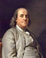 фото Франклин, Бенджамин