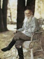 фото Толстой, Лев Николаевич