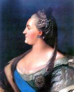 фото Великая, Екатерина II
