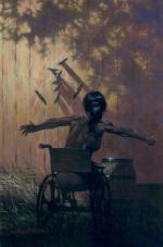 фото Стивен Кинг. Темная Башня 5: Волки Кэллы
